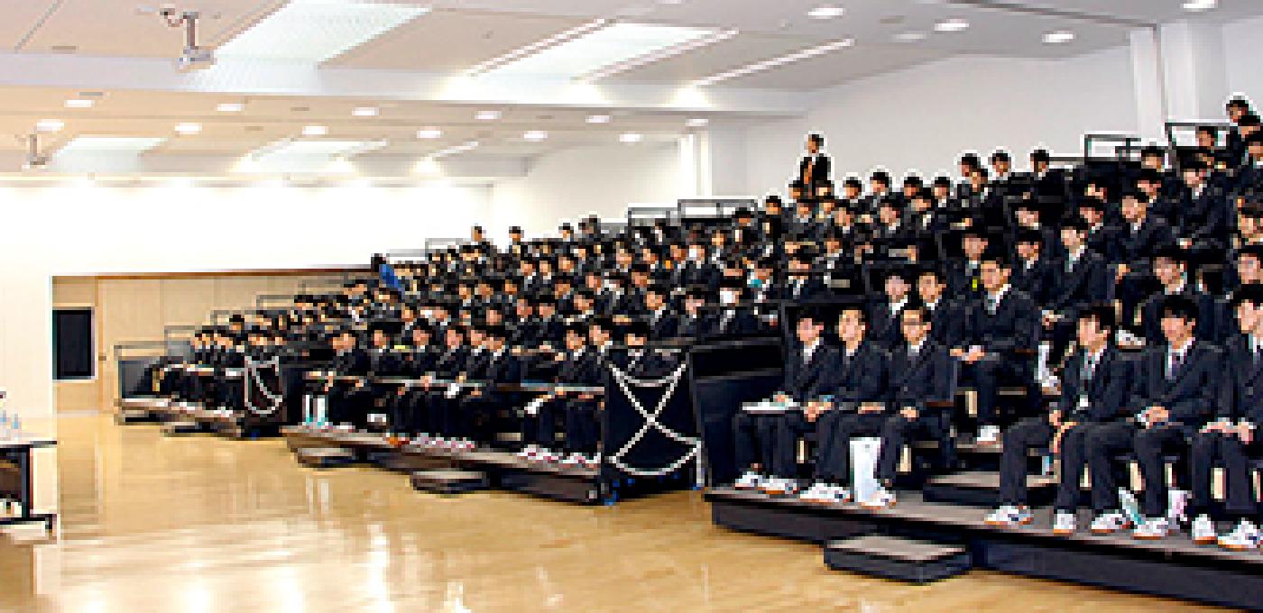 高大連携講座の写真
