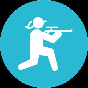 ライフル射撃部